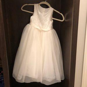 Little girl formal dress